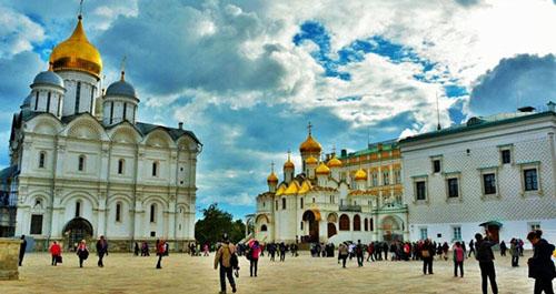 خبر رشد حضور گردشگران در روسیه مربوط به گردشگران ایرانی بوده است