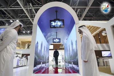 خبر آکواریوم مجازی فرودگاه دبی با اسکن چهره مسافران امنیت را برقرار می کند