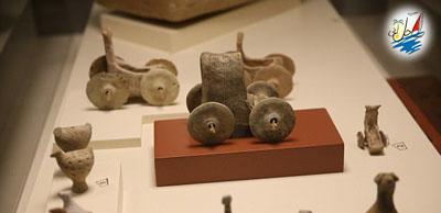 خبر کشف قدیمی ترین اسباب بازی جهان در ترکیه