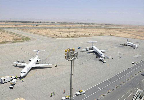 خبر توسعه فرودگاه شهید بهشتی اصفهان توسط سرمایه گذاران فرانسوی