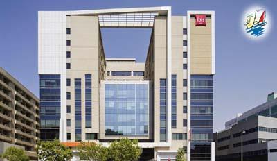 خبر هتل معروف ایبیس رقه دبی به سه ستاره ارتقا یافت