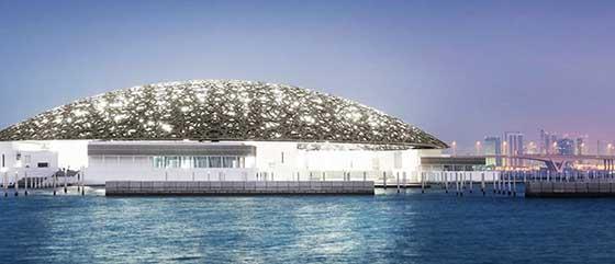 خبر لوور ابوظبی در ماه نوامبر افتتاح میشود