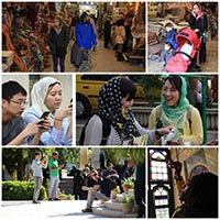 خبر افزايش 42 درصدي بازديد گردشگران خارجي از اماكن تاريخي فارس