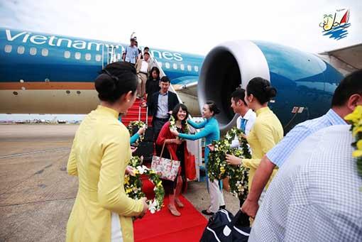 خبر دستیابی هواپیمایی ویتنام به رکورد ۲۰۰ میلیون نفری انتقال مسافر