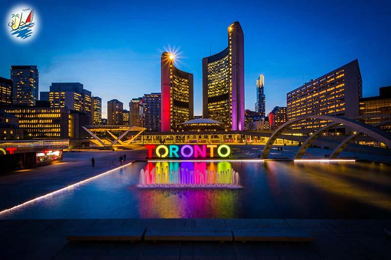 خبر راهنمای سفر به تورنتو
