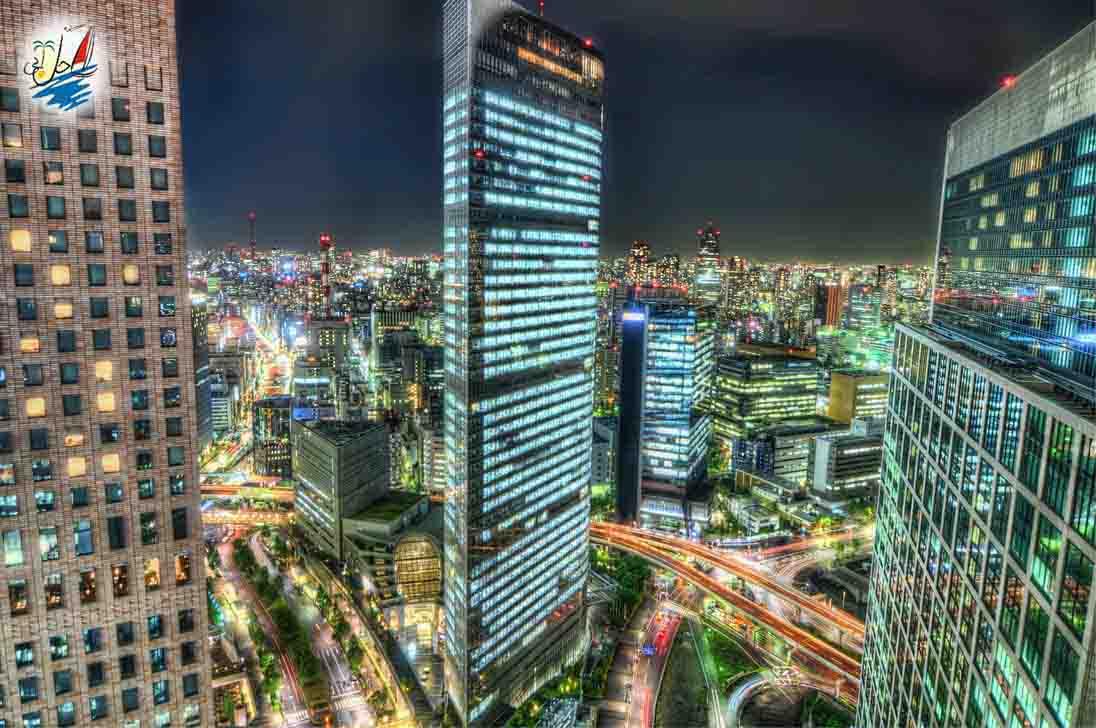 خبر راهنمای سفر به توکیو