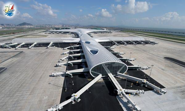 خبر آیا میدانستید چین دارای 32 فرودگاه است؟