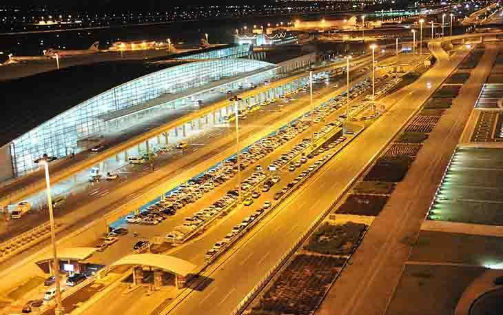 خبر ظرفیت مسافر بری فرودگاه امام در نوروز 97 14 درصد افزایش میابد