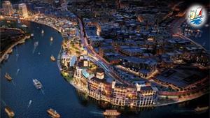 خبر ساخت هتل جدید تاج دبی در منطقه دیره