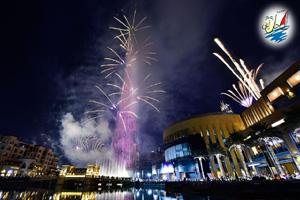 خبر آتش بازی های شب سال نو در دبی را در این مکان ها می توانید ببینید.