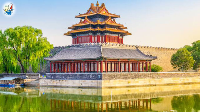 خبر اماکن طلسم شده چین