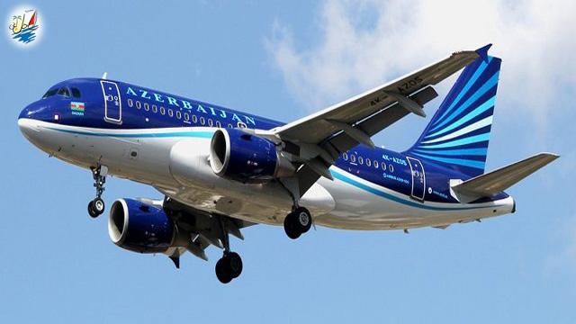خبر پروازهای چارتر از باکو به دهلی