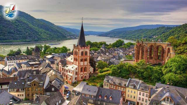 راهنمای سفر راهنمای سفر به آلمان