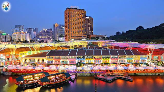 خبر گردشگران چین برای دومین سال بیشترین آمار سفر به سنگاپور را داشتند