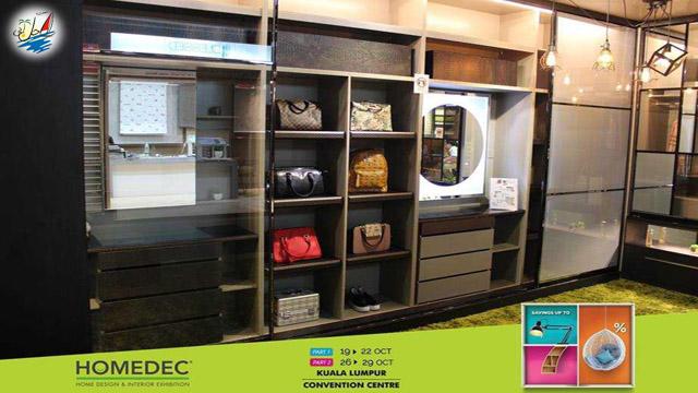 خبر نمایشگاه HOMEDEC کوالالامپور
