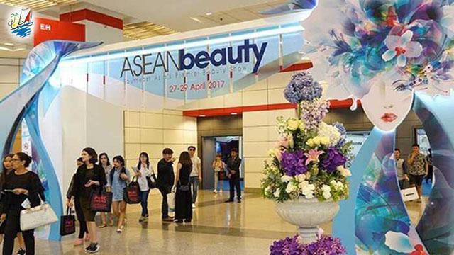نمایشگاه نمایشگاه زیبایی آسیا