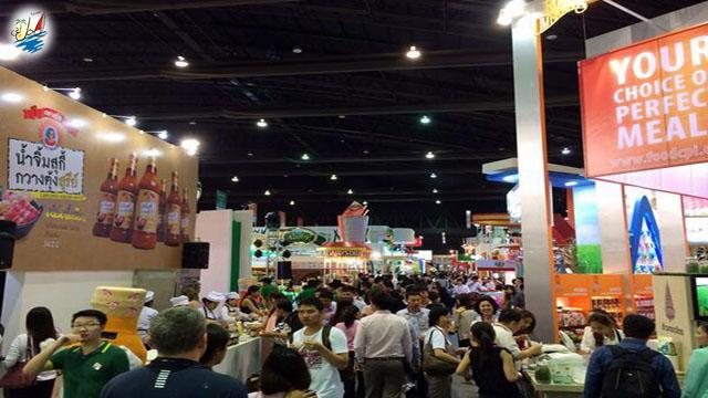 نمایشگاه نمایشگاه Thaifex آسیا