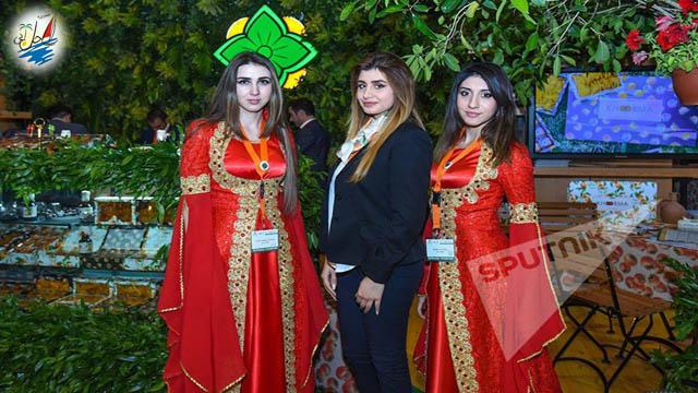 نمایشگاه نمایشگاه غذایی آذربایجان