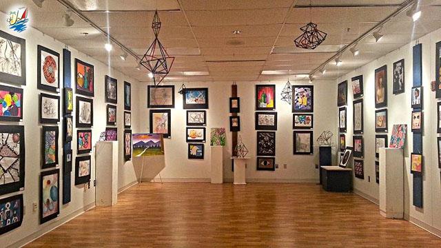 خبر نمایشگاه و گالری هنری اکراین