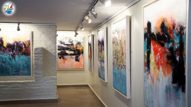 خبر نمایشگاه هنر ابوظبی