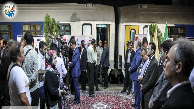 خبر بازگشایی خدمات قطار مسافربری تهران به آنکارا