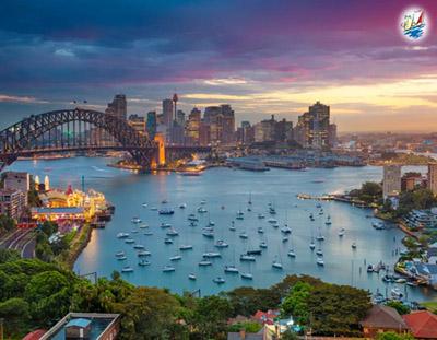 راهنمای سفر راهنمای سفر به سیدنی