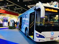 خبر ابوظبی اولین اتوبوس تمام الکتریکی را در منطقه راه اندازی می کند