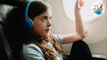 خبر قوانین پرواز برای کودکانی که تنها سفر می کنند