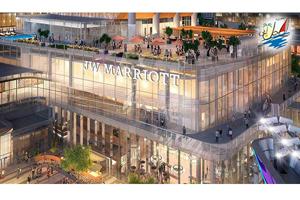 خبر افتتاح شعبه جدید هتل ماریوت در کانادا