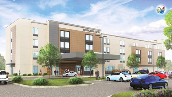 خبر افتتاح شعبه جدید هتل ماریوت در گرجستان