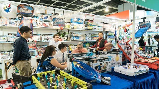 نمایشگاه نمایشگاه بازی و اسباب بازی هنگ کنگ