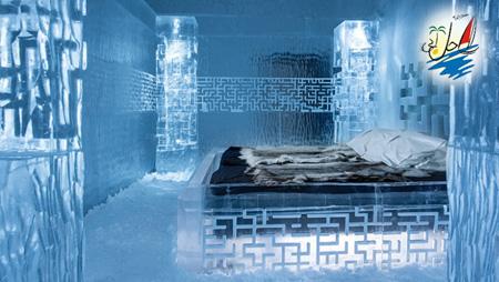 خبر هتل یخی در سوئد