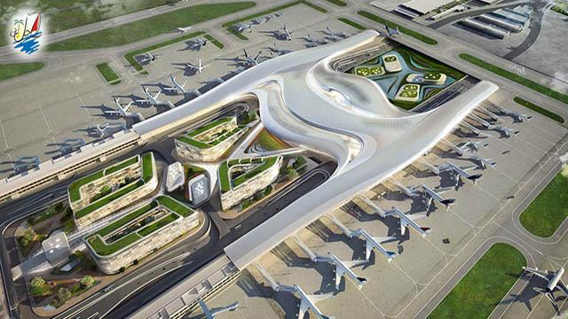 خبر آماده شدن فرودگاه بین المللی دریایی مومبای تا سال 2020