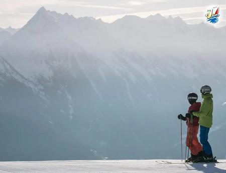خبر بهترین پیست های اسکی اروپا با دسترسی راحت به فرودگاه