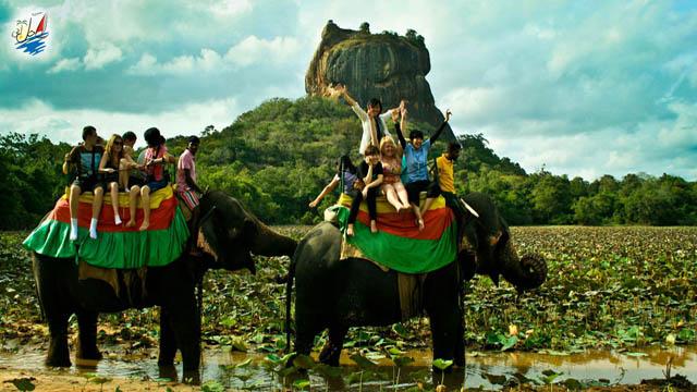 خبر رشد 4.7 درصدی گردشگری سریلانکا