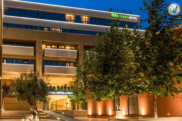 خبر افتتاح هتل آبیس در آتن