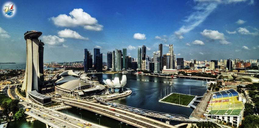 خبر افزایش اتصال هوایی،باعث تقویت صنعت گردشگری بین هند و سنگاپور
