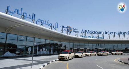 خبر  تخفیف ویژه تاکسی به مسافران ورودی فرودگاه المکتوم دبی