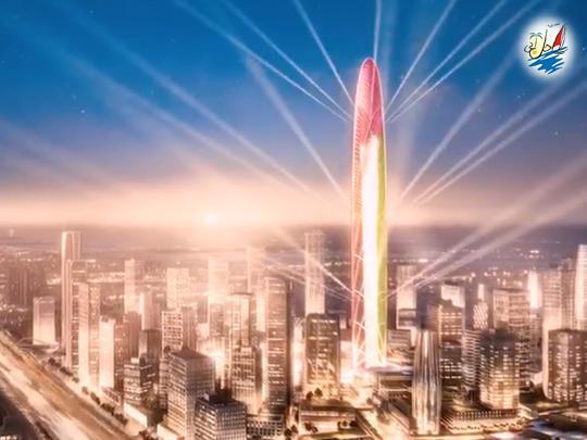 خبر پیش نمایش برج جمیرا در دبی