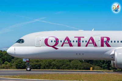 خبر اضافه شدن پرواز های بین ادینبورگ و دوحه با ایرلاین قطری