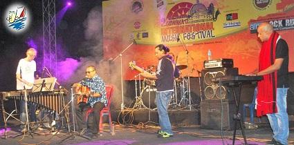 خبر سومین دوره جشنواره بین المللی موسیقی در هندوستان