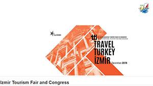 نمایشگاه نمایشگاه و کنگره گردشگری ازمیر