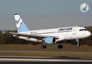 خبر شرکت هواپیمایی فرانسوی به دلیل مشکلات مالی پروازهایش را لغو کرد