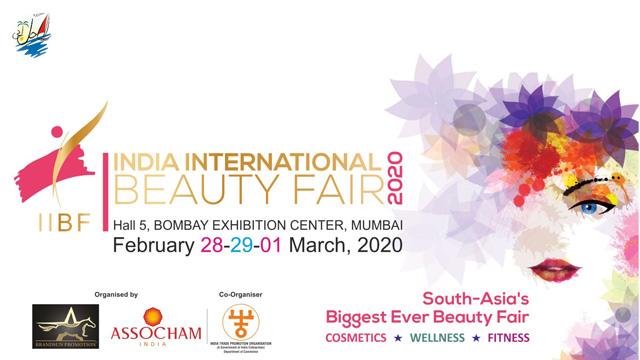خبر نمایشگاه بین المللی زیبایی هند