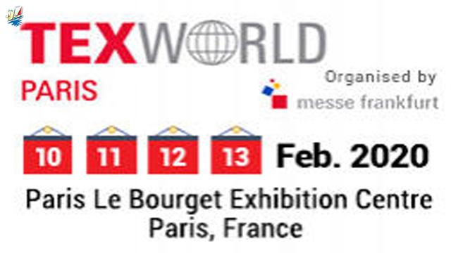 خبر نمایشگاه Texworld پاریس