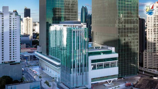 خبر افتتاح هتل ماریوت در شهر پاناما
