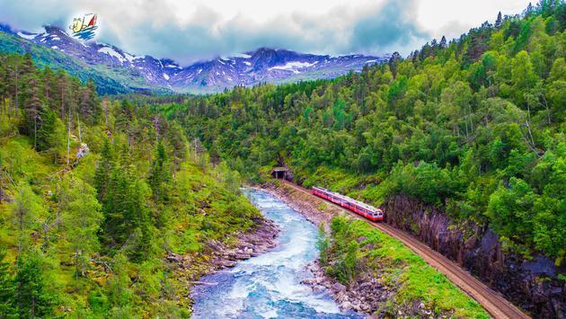 خبر افزایش محبوبیت قطار برای سفر