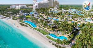 خبر خلیج باها در تاریخ 2 ژوئیه آغاز به کار می کند این جزیره  شامل جاذبه های آب نوآورانه و مهیج ، کابیناهای لوکس ، غذاهای مشهور خلاق ، غرفه مخصوص بازی های کازینو و موارد دیگر است