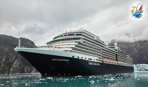 خبر هلند لاین رزرو در سفرهای دریایی 2022-23 را آغاز می کند