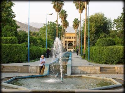 047 باغ دلگشای شیراز